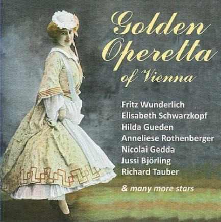 VA - Golden Operetta Of Vienna (2009) FLAC