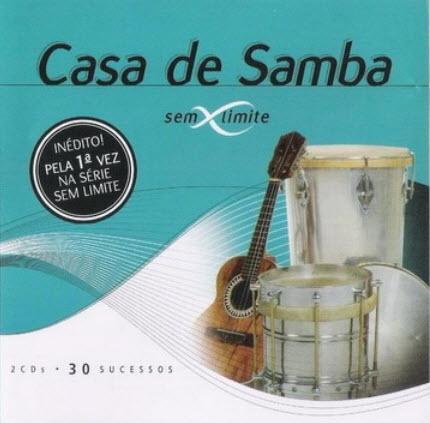 VA - Casa de Samba (2 CD)