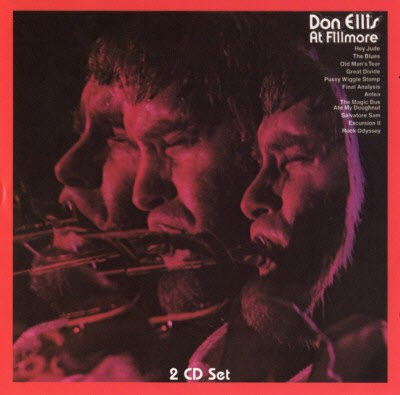 Don Ellis - Don Ellis At Fillmore (2CD) (1970/2005)