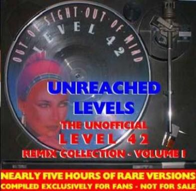 Level 42 - Unreached Levels (4CD) (2000)