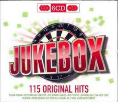 VA - Jukebox 115 Original Hits - 6CD (2010)