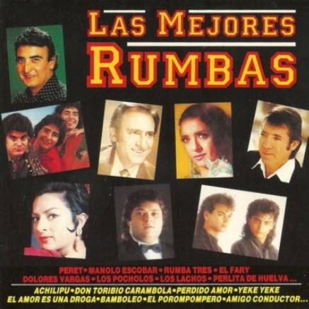 VA - Las Mejores Rumbas (1991)