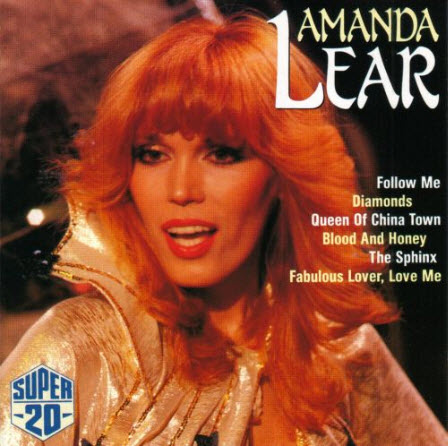 Amanda Lear � Super 20