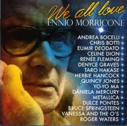 Various Artists - We All Love Ennio Morricone (2007) [FLAC]
