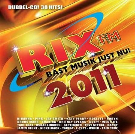 VA - Rix FM Baest Musik Just Nu (2011)