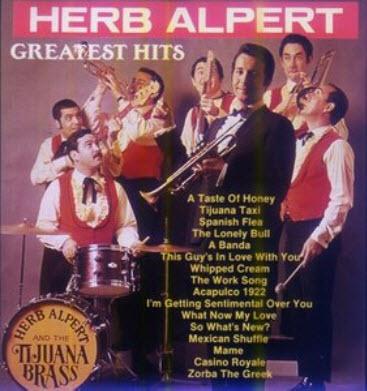 Herb Alpert & The Tijuana Brass - Greatest Hits (1987)