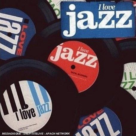 VA - I Love Jazz - (2011)