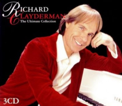 Richard Clayderman - The Ultimate Collection (3CD) (2005)