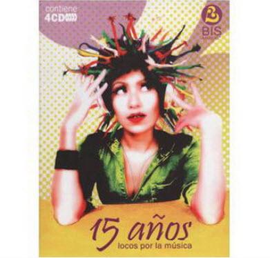 15 Anos - Locos Por La Musica (2008)