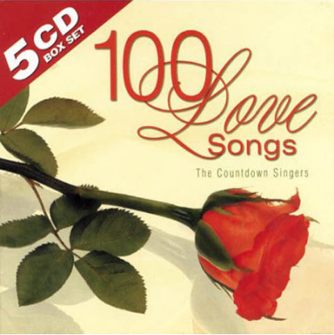 VA - 100 Pop Love Songs