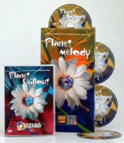 VA - Planet Melody (2006)