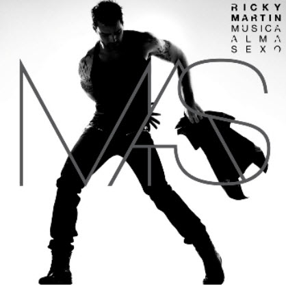 Ricky Martin - MAS. Musica + Alma + Sexo - 2011