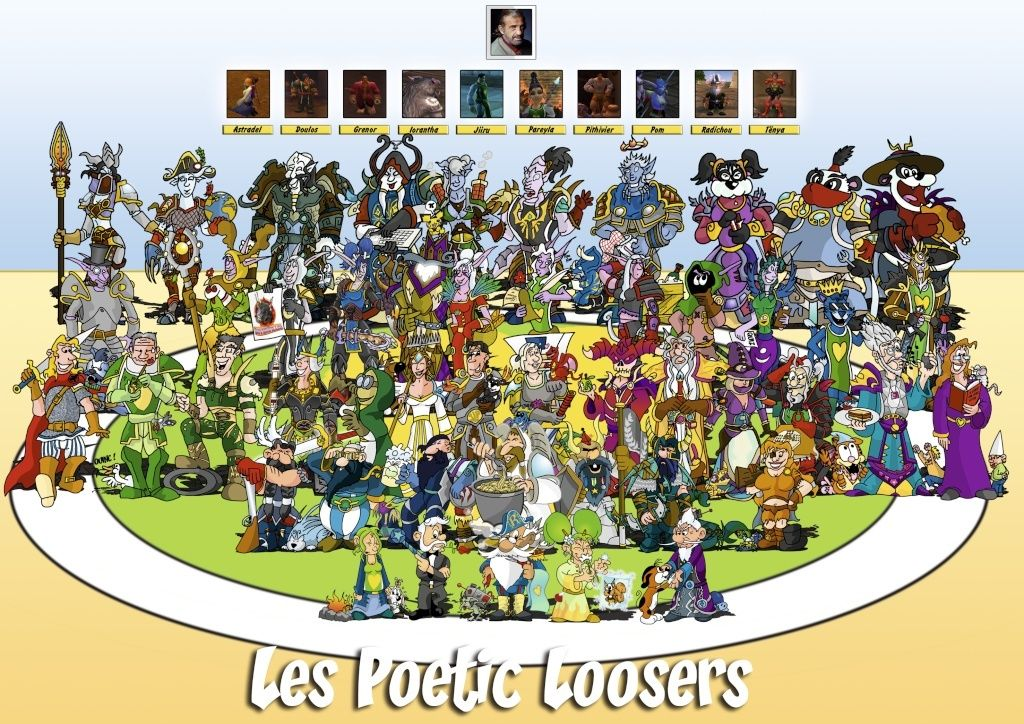Guilde Poetic Loosers - royaume Medivh