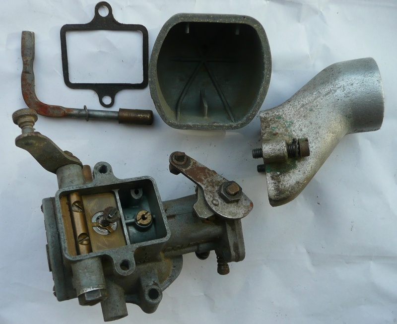 carburateur solex 26 nh
