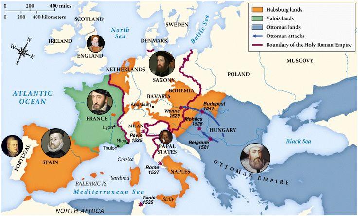 Rencontrez l'europe