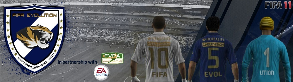 OFFICIAL FIFA EVOLUTION FORUMS