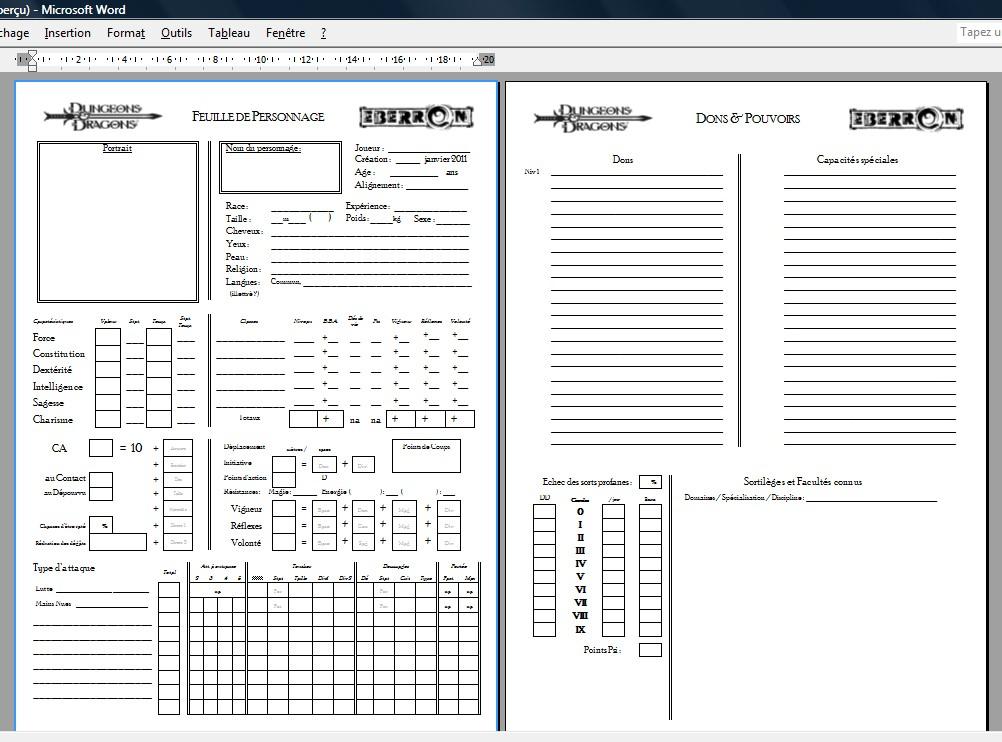 d&d 3.5 races of faerun pdf