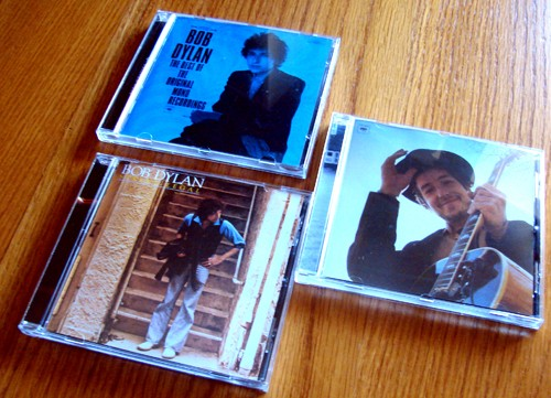 3 Cd de Bob Dylan