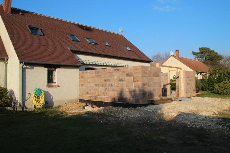 Nath47 agrandissement de ma maison pour un salon page 13 for Agrandissement maison loiret