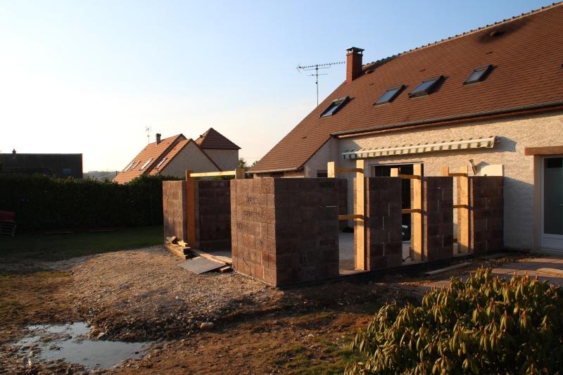 Nath47 agrandissement de ma maison pour un salon page 13 for Agrandissement maison 28
