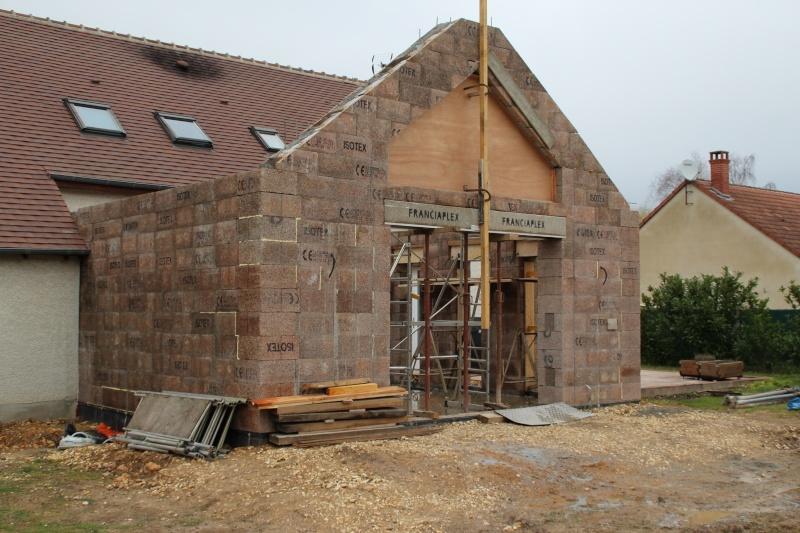 Nath47 agrandissement de ma maison pour un salon page 15 for Agrandissement maison 45