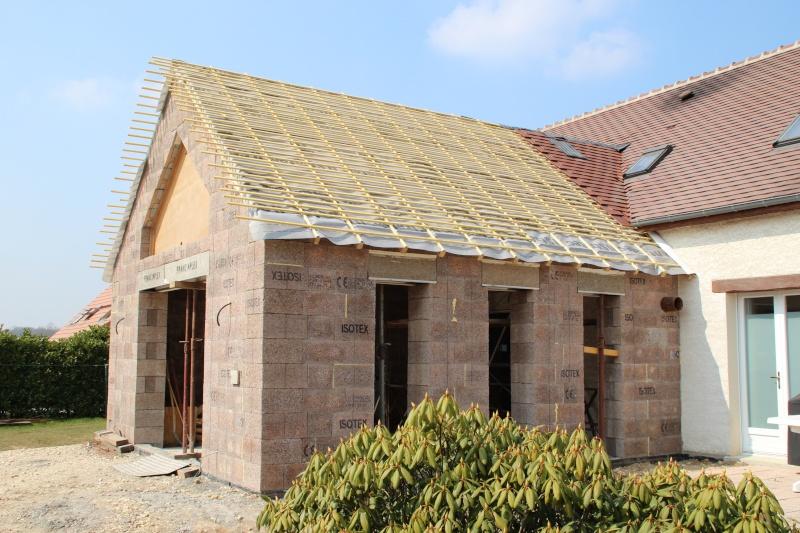 Nath47 agrandissement de ma maison pour un salon page 16 for Agrandissement maison loiret