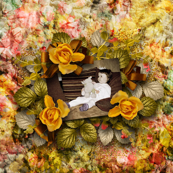 falling in autumn kit simplette page yas