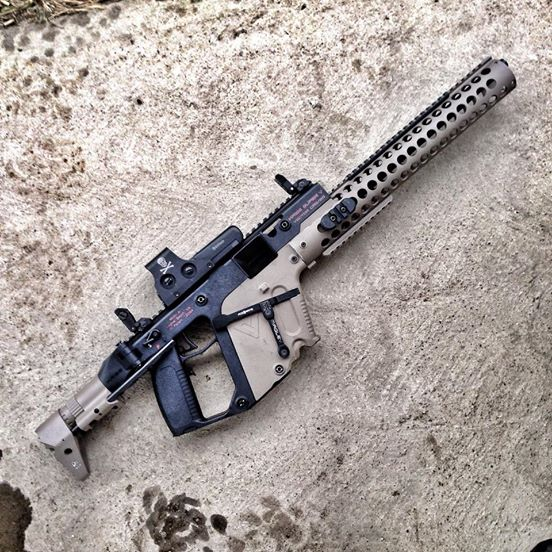 M4 Stock Adapter Review And PDW Stock