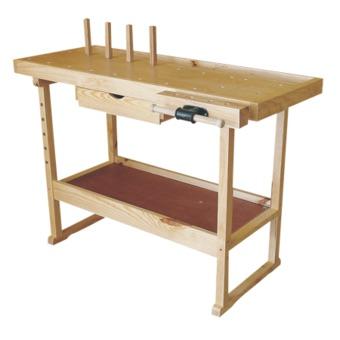 Idee et infos etablis - Construire etabli bois ...