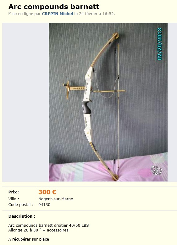 perles du bon coin page 14. Black Bedroom Furniture Sets. Home Design Ideas