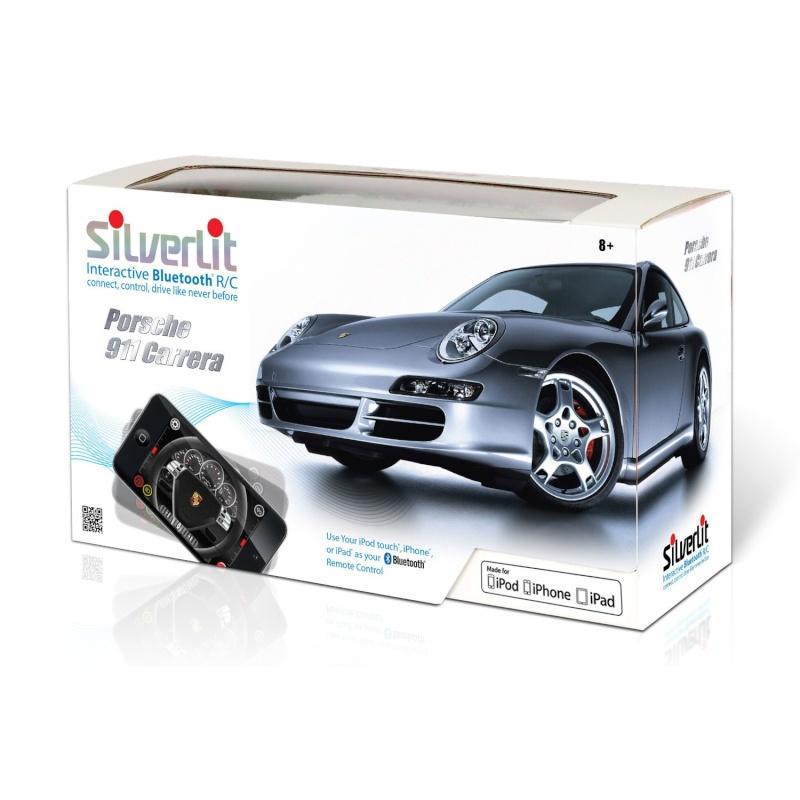 voiture tlcommande 911 silverlit gniale 911 forever. Black Bedroom Furniture Sets. Home Design Ideas