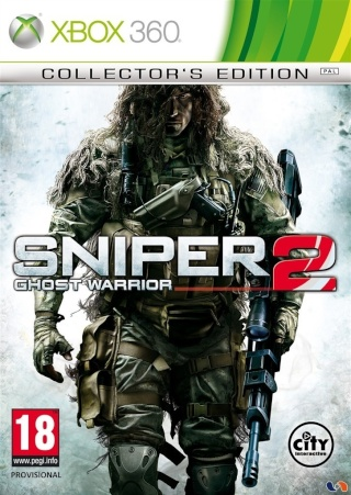 BigDownloader Sniper Ghost Warrior 2 JPN XBOX360 Caravan NTSC/J only