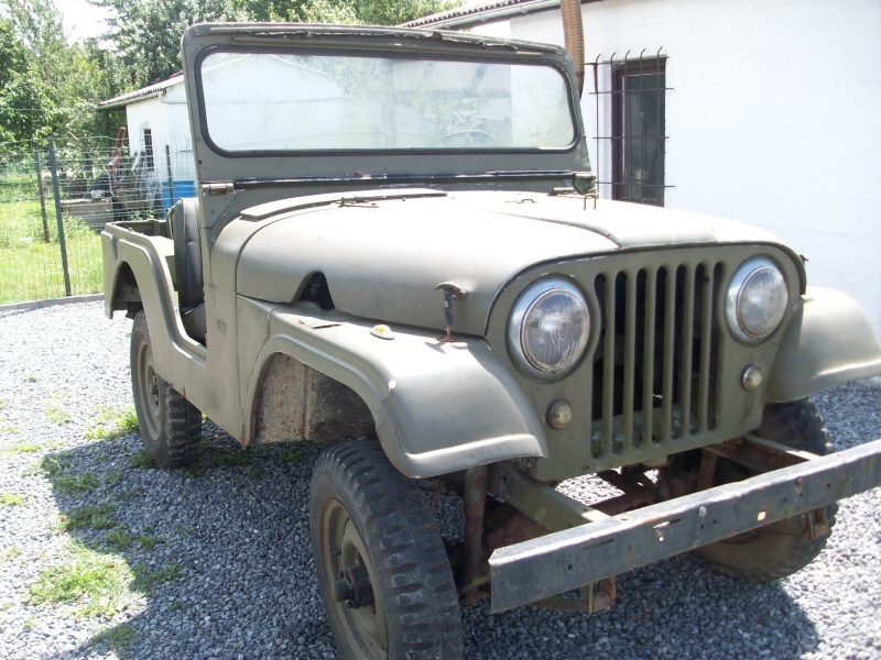 restauration jeep m38 a1. Black Bedroom Furniture Sets. Home Design Ideas