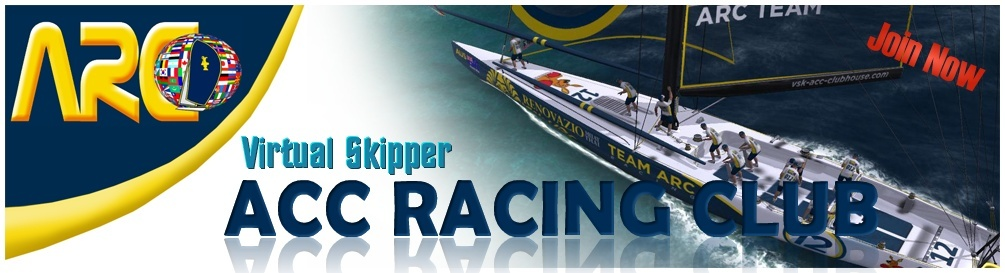 Virtual Skipper ACC  Racing Club International