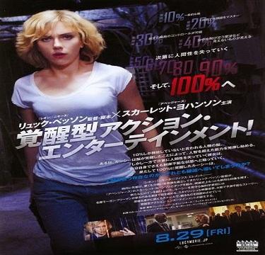 فلم Lucy 2014 مترجم بجودة WEB-DL