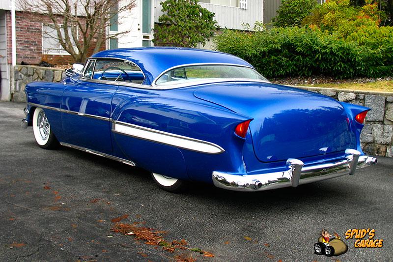 1948 1954 chevy truck dash