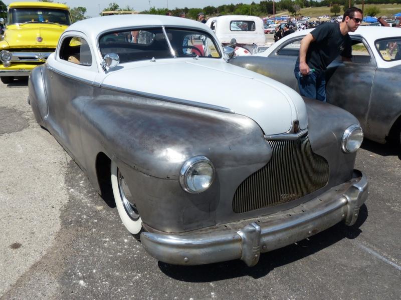 Mopar 1940 1950 Custom Mild Custom