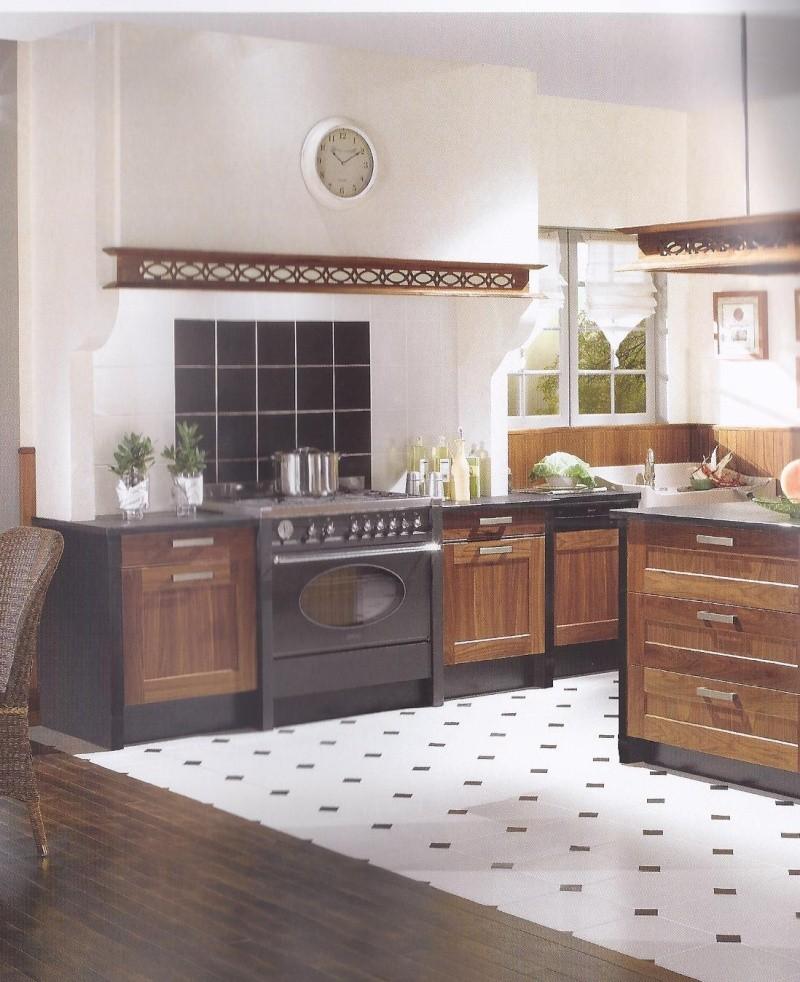 Donner un coup de fraicheur a une cuisine de style ancien for Cuisine equipee style ancien