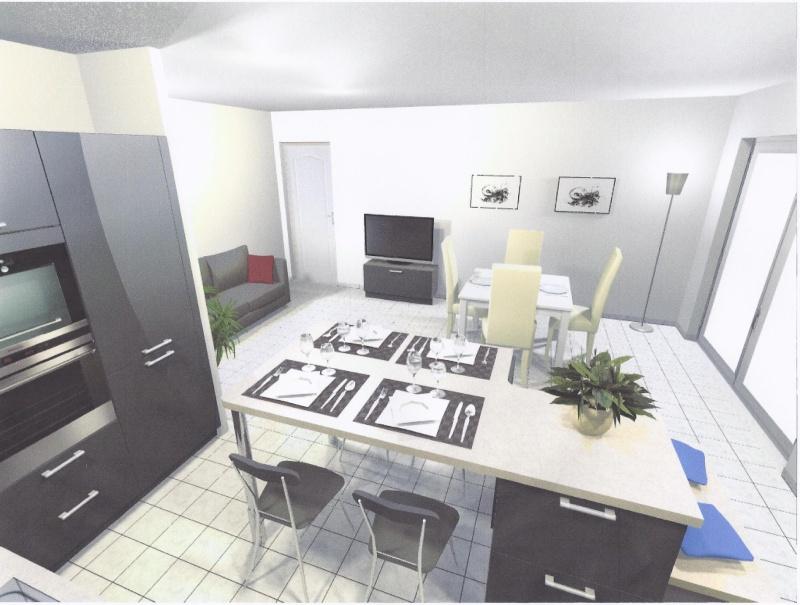 Agencement salon cuisine dans une maison page 2 for Agencement salon cuisine