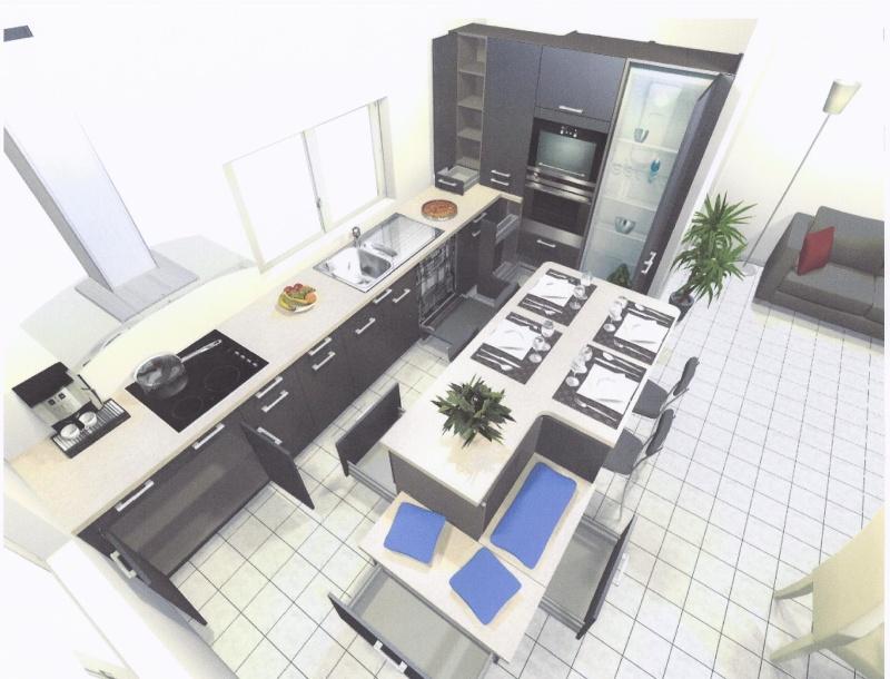 Agencement salon cuisine dans une maison page 3 for Agencement cuisine guadeloupe