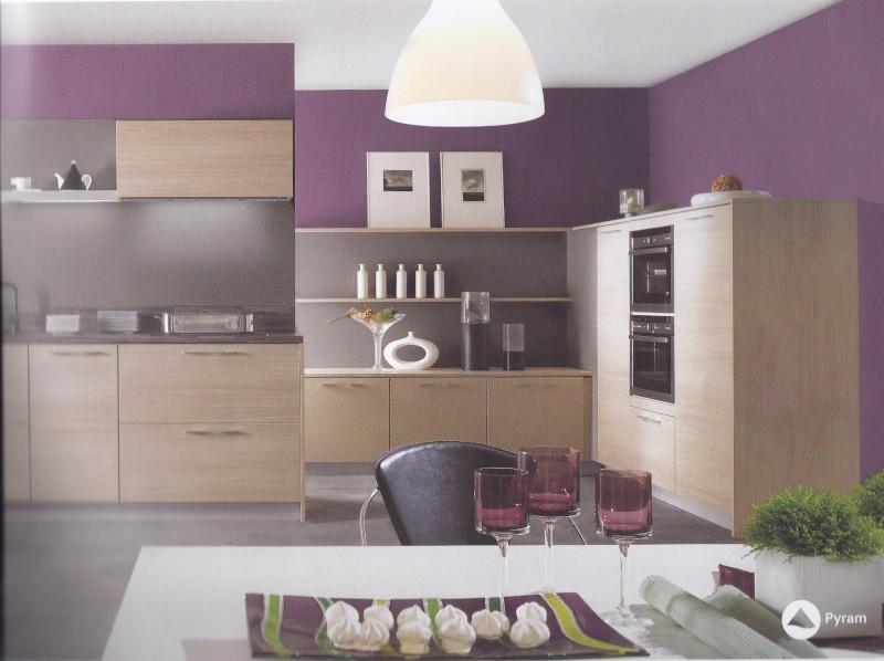 Quelle peinture pour ma cuisine ouverte sur salon s jour - Idee de peinture pour cuisine ...