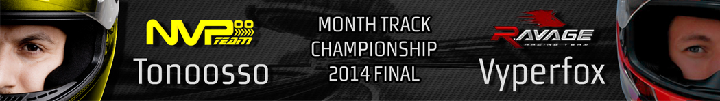 Month Track Championship 2014 Final