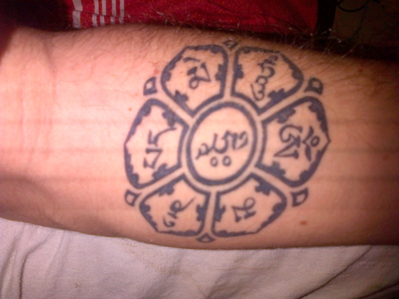 Tatouage symbolique page 2 - Symbolique des tatouages ...