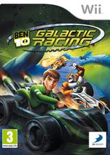 [Wii] Ben 10: Galactic Racing