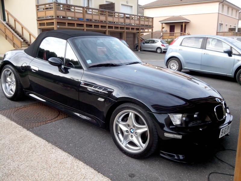 bmw z3 club france afficher le sujet vds bmw z3m roadster noir 94mkms 20k. Black Bedroom Furniture Sets. Home Design Ideas