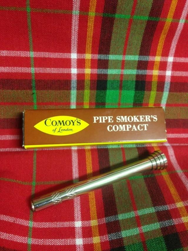 Comoy -- Pipes Logos & Markings