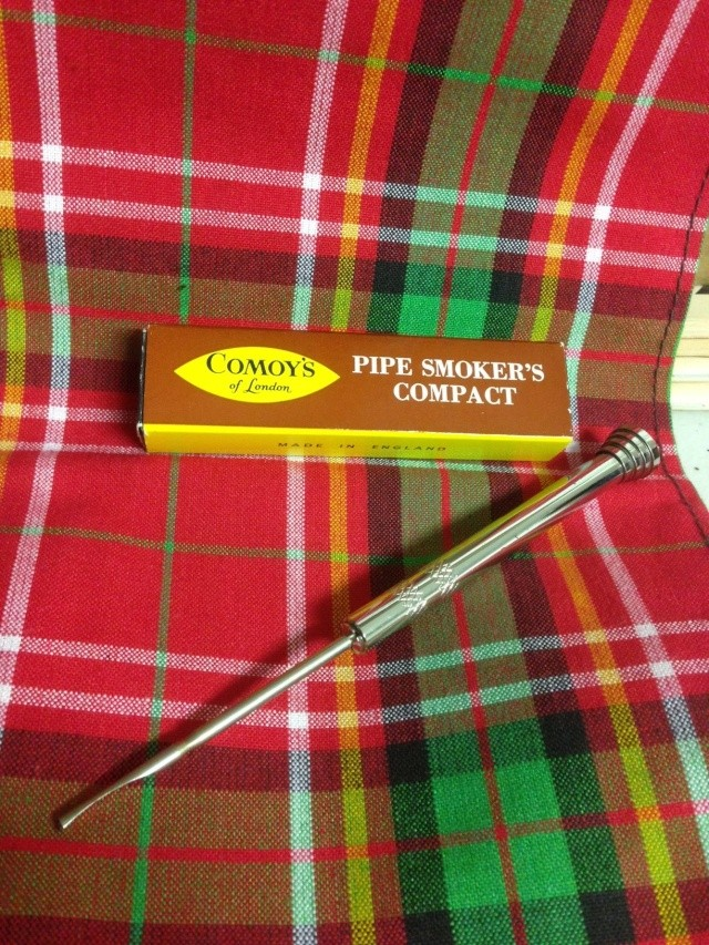 English Estate Comoy s Pipes