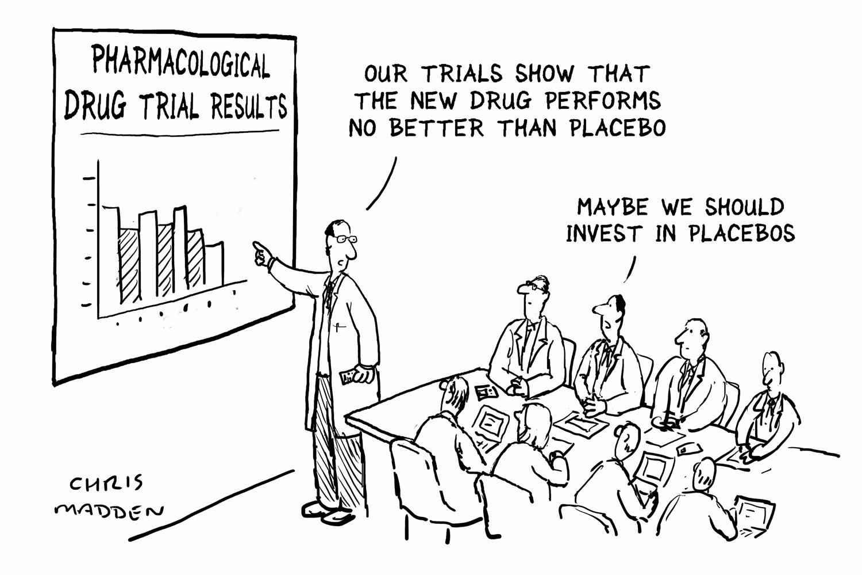 Placebo et antidépresseurs - Neptune