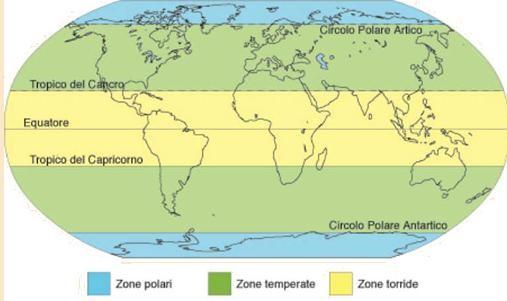 Cartina Italia Zone Climatiche.Il Forum Di Meteolive
